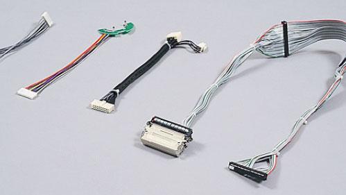 各種ケーブル加工
